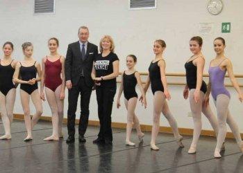 Master Class di Danza Classica e di Carattere